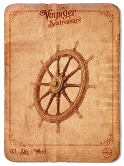 #01 Ship Card