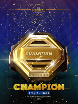 Cahmpion Card by The iconical