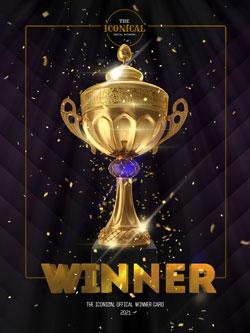 Winner rewards card