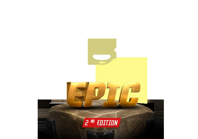 Epic background